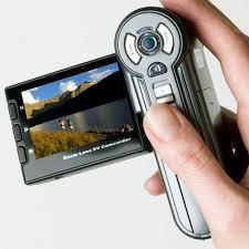 L' choix d'un caméscope