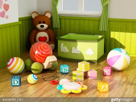 Quel rangement choisir dans une chambre d'enfant ?