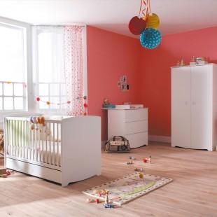 Les 3 indispensables pour la chambre de bébé