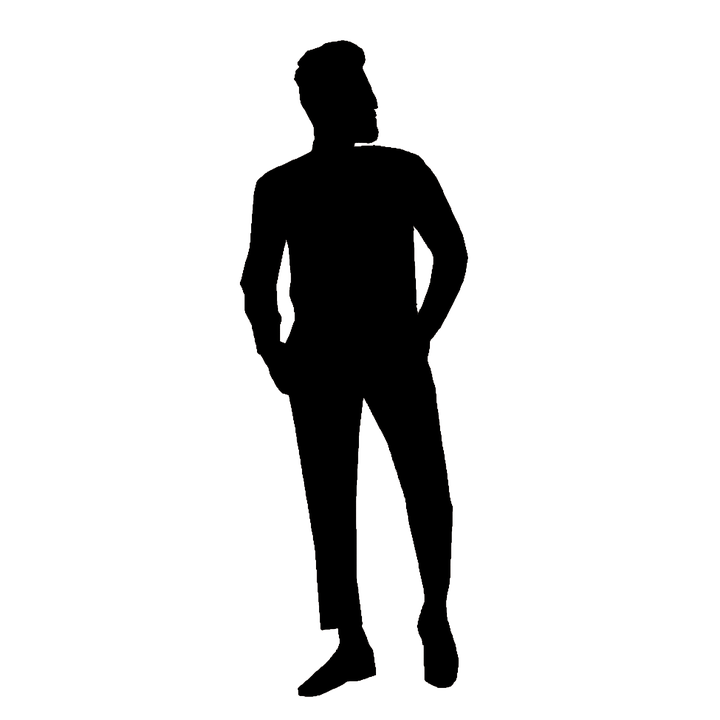 homme-silhouette