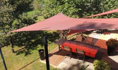 Quelle protection solaire pour la terrasse ?